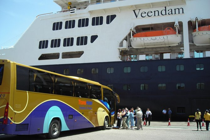 Destaques de Montevidéu - para passageiros de cruzeiros