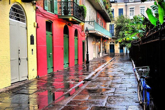 French Quarter Walking Tour: LGBTQ History, Literary History, and Voodoo