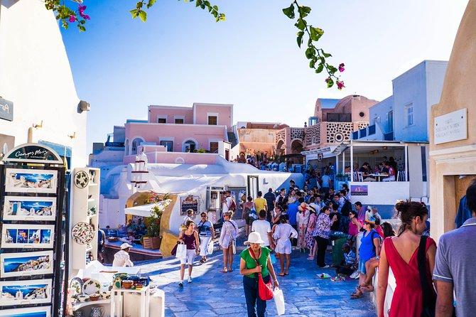 8-Day Tour of Athens, Mykonos and Santorini