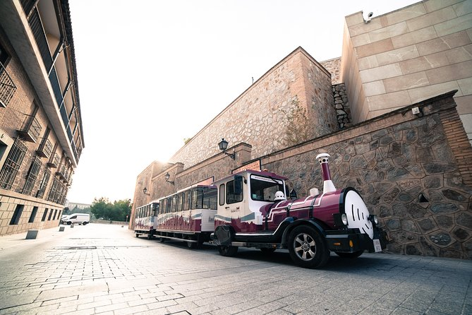 Ride in the tourist train Toledo photo 1