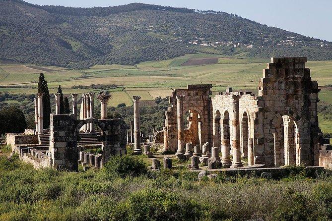 Excursion Meknes Volubilis