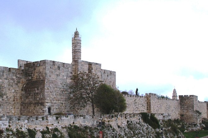 Jerusalem and the Dead Sea Group Tour