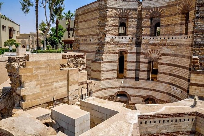 Islamic and Coptic Cairo Private Tour with Lunch