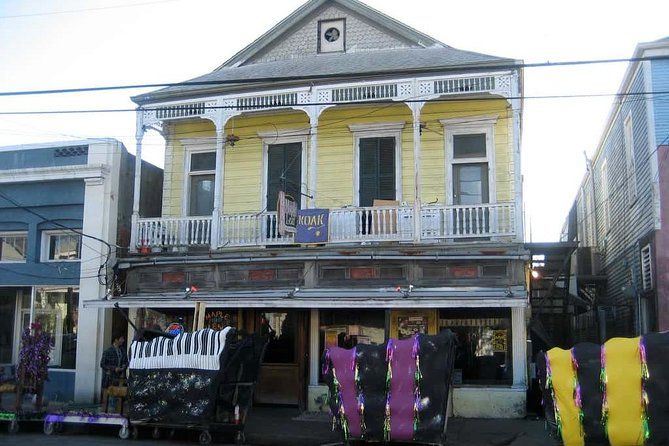 Private New Orleans City Tour with Local Expert Guide