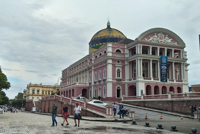 Manaus City Tour and Meeting of the Waters