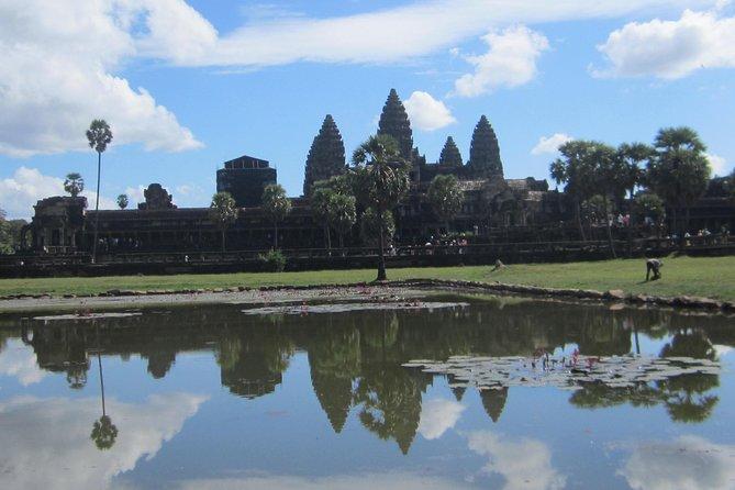 Angkor Top 3 Temples Tour