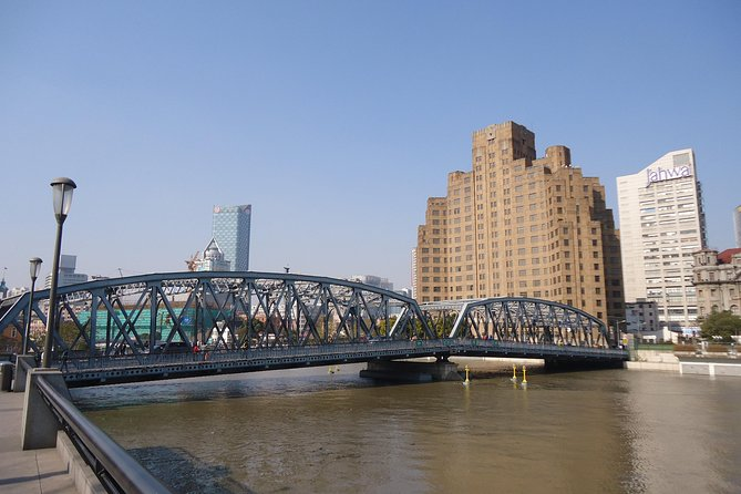 3-Hour Private Tour to Jewish Ghetto and Shanghai Bund photo 2