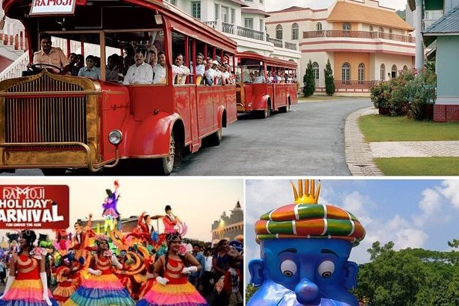 Ramoji Film City Tour Premium Experience