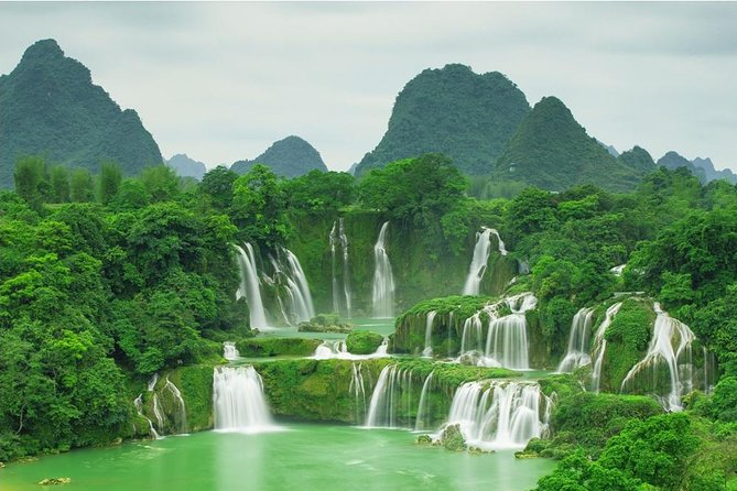 3-Day Ba Be Lake and Ban Gioc Waterfall Tour from Hanoi