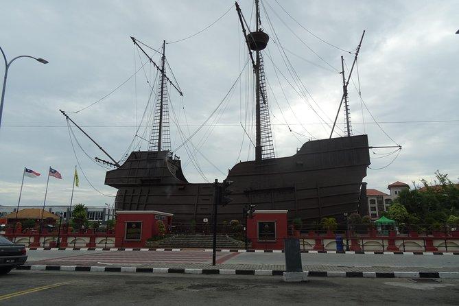 5D 4N Tour Penang Island - Singapore Drop Off