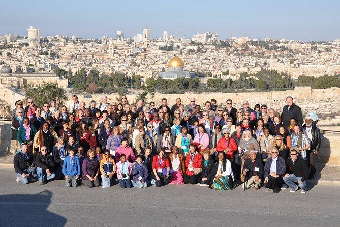 19 Days Dubai, Jordan, Holy Land & Egypt