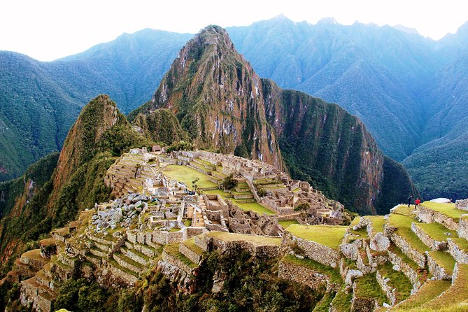 3 Small Group/Shared Tours: Cusco City, Sacred Valley & Machu Picchu