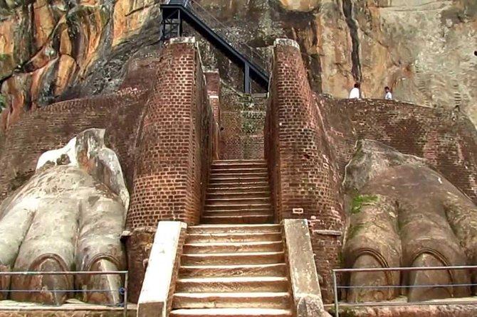 Colombo to Dambulla Sigiriya 02 Days Tour with Safari