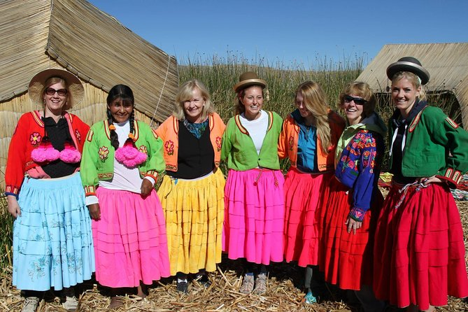 3-Night Lake Titicaca, Uros, Taquile Island from Cusco Group Tour