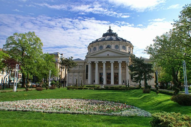 Experience Bucharest: Apartment Accommodation and Dracula Day Tour