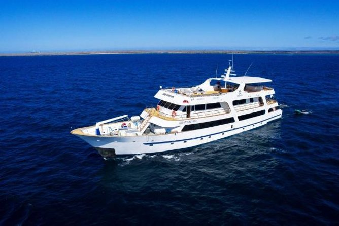 Galapagos First Class Cruise 5 Day Tour Aboard The Odyssey