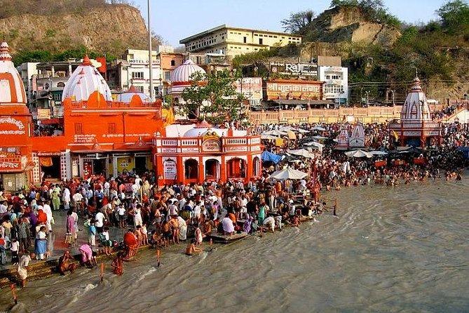 A Spiritual Trip to Haridwar- Rishikesh By Train and Private Car
