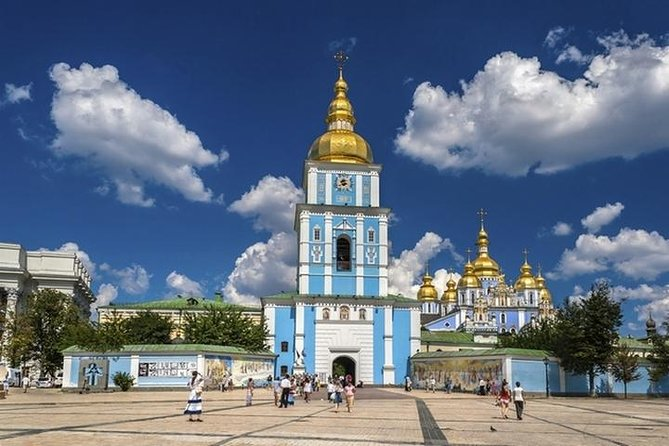 3-Day Small-Group Highlights Tour of Kyiv