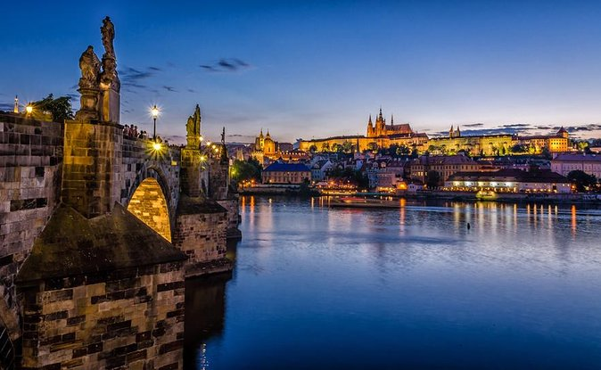 3-daagse Praags overnachttour inclusief retour met de bus vanuit München