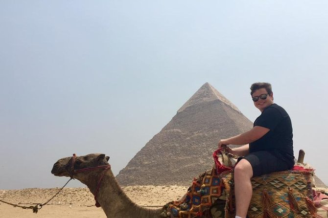 6-Night Tour to Giza and Hurghada from Cairo