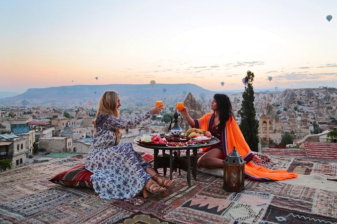 3-Day Cappadocia Tour with Cave Suites From Istanbul