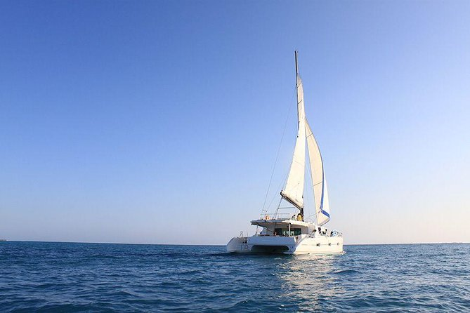 Maldives 8 days catamaran cruise, inc. food
