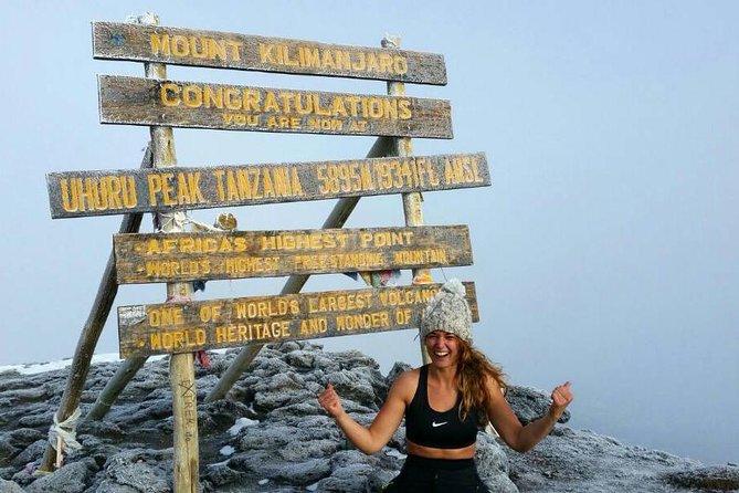 5 Day Mount Kilimanjaro Trekking Through Marangu Route