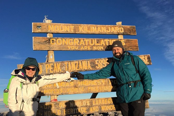 Mount Kilimanjaro Trekking Through Rongai Route