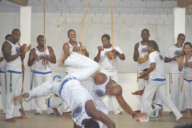 Capoeira Camp Salvador Bahia