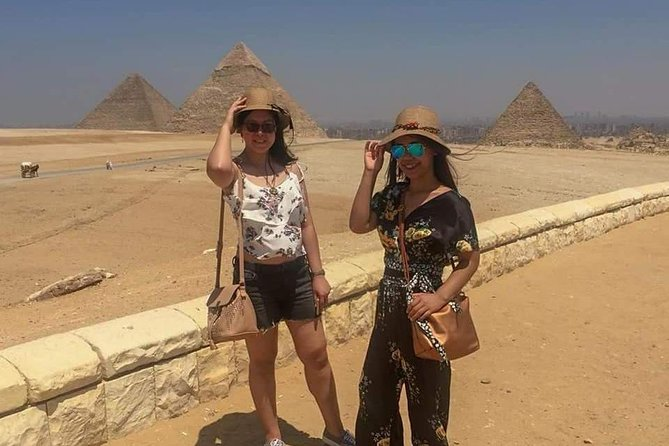 2-Day Ancient Egypt Giza pyramids and Old Cairo Tours