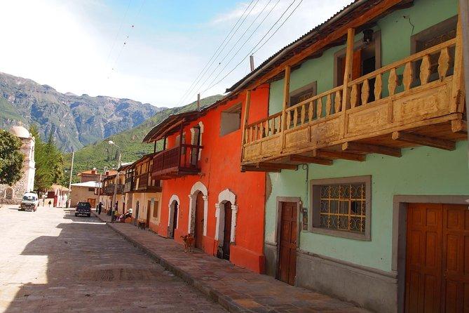 Excursión de 3 días al Cañón de Cotahuasi en Arequipa
