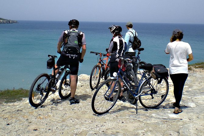 Puglia bike tour 3 days Self-Guided