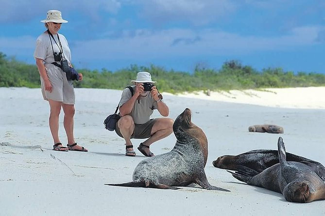 5 Days Galapagos Tour: Santa Cruz and Isabela Islands photo 1