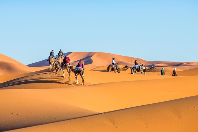 3 Day Sahara Desert Tour From Marrakech