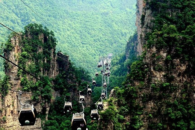 2 Full Days Zhangjiajie National Forest Park & Glass Bridge Tour Package