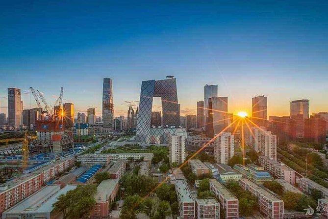 Vier Tage Beijing Shanghai Beste Private Tour in klassischer Qualität