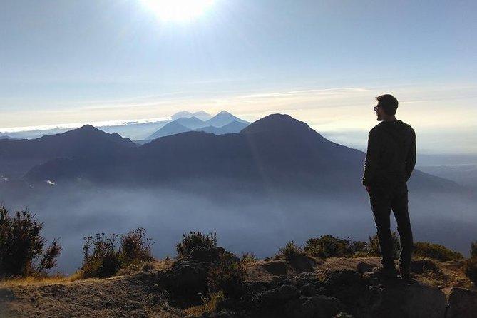 10-dagers tur med fire vulkaner i Guatemala