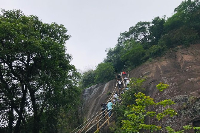 2-Day Danxia Mountain & Nanhua Temple Private Tour From Shenzhen By Bullet Train