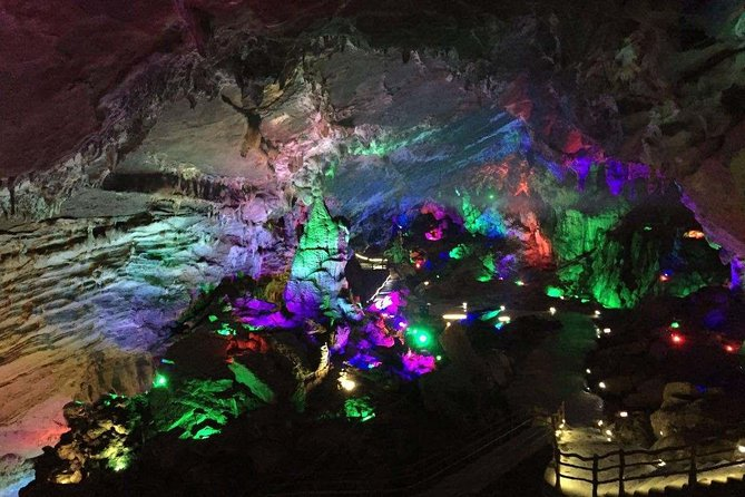 2-Day Tour to Lianzhou Underground River, Huangchuan Three Gorges from Guangzhou