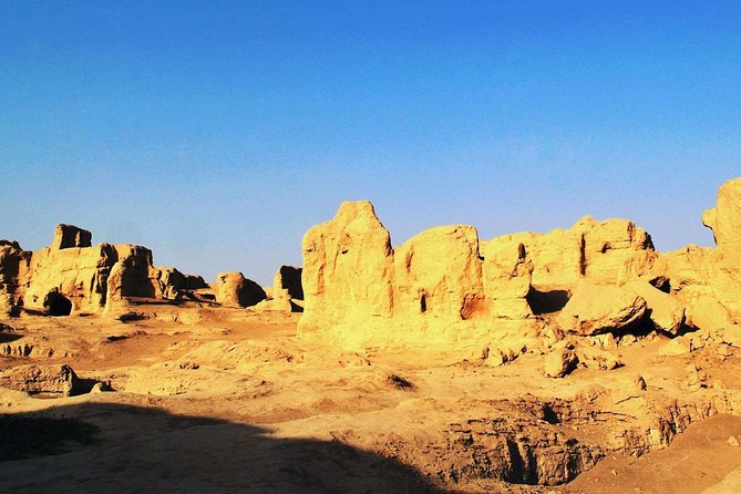 Private 2-Day Trip to Turpan from Urumqi including Jiaohe and Gaochang Ruins