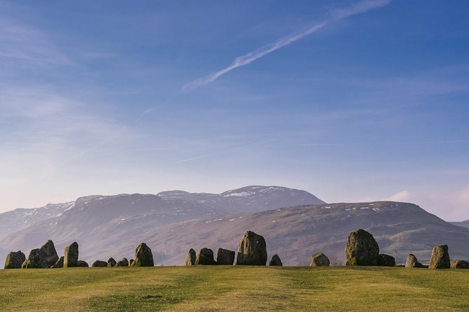 4 Day Experience the Lake District & Hadrian's Wall Tour from Manchester