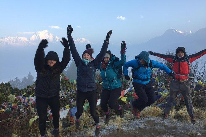5 Days Annapurna Mountain View Trekking from Pokhara, Nepal