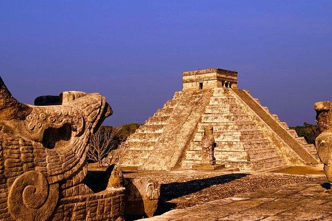 7-Day Yucatan Eco-Adventure Tour Including Sian Ka'an and Xcaret