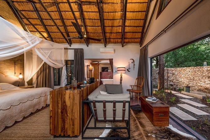 4DAYS SELATI CAMP - Sabi Sabi Private Game Reserve from Johannesburg or Pretoria