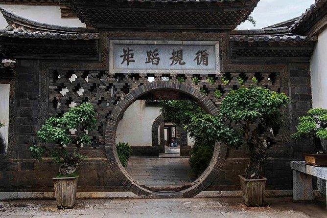 3-Day Jianshui Culture and Temple Mountain Tour