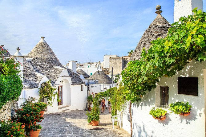 Discovering the best of Puglia in a Small Group 06 Days 5 Nights