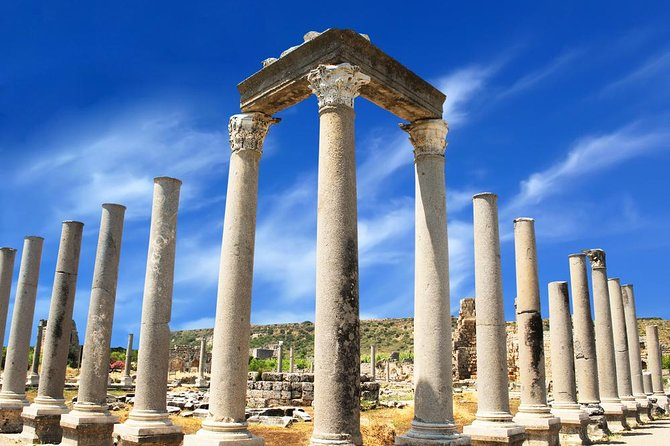 4-Day Small-Group Turkey Tour from Antalya: Side, Aspendos and Perge