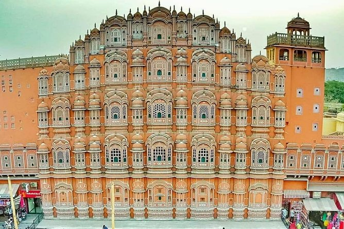 Golden Triangle 2-Day Tour by Train from Delhi