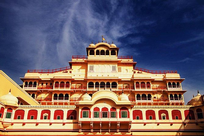 5-Day Private Golden Triangle Tour: Delhi, Agra, Jaipur