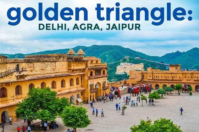 6-daagse Golden Triangle Tour